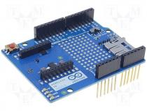 A000065 - WIRELESS SD SHIELD - Extension module prototype board SPI, UART No.of diodes 4