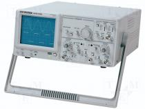 GOS-620 - Oscilloscope analogue Band ≤20MHz Channels 2