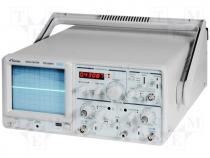 TOS-2020FG - Oscilloscope analogue Band ≤20MHz Channels 2 300V
