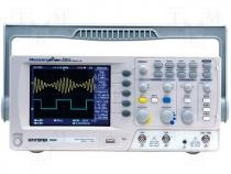 GDS-1072A-U - Oscilloscope digital Band ≤70MHz Channels 2 2Mpts