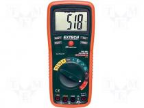 EX470 - Digital multimeter LCD (3999) V DC 0,1m÷400m/4/40/400/1000V