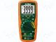 EX505 - Digital multimeter LCD (4000) V DC 0,1m÷400m/4/40/400/1000V