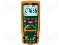 MG302 - Digital multimeter double LCD V DC 0,01m÷1000V -50÷1200°C