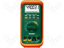 MM560 - Digital multimeter LCD (50000) Bargraph 42 segm.60x/s