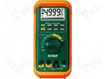 MP530 - Digital multimeter LCD 4 digits (5000) f range 10÷125kHz