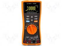 U1273A - Digital multimeter OLED V DC 30m/300m/3/30/300/1000V
