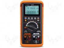 U1401B - Digital multimeter V DC 50m/500m/5/50/250V I DC 50m/500mA