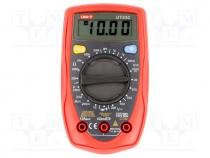 Πολύμετρο - Digital multimeter, LCD, with a backlit, V AC 200/500V