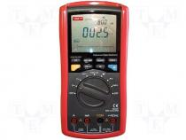 UT70C - Digital multimeter LCD V DC 80m/0,8/8/80/800/1000V 1÷99%