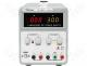 TP-1303 - Pwr sup.unit laboratory Channels 2 0÷30VDC 5VDC 0÷3A 1A