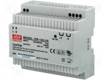 Pwr sup.unit pulse, 100.8W, 24VDC, 4.2A, 88÷264VAC, 124÷370VDC