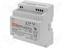 Pwr sup.unit pulse, 60W, 24VDC, 2.5A, 85÷264VAC, 124÷370VDC, 300g