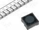 DE0703-33 - Inductor wire, 33uH, 0.91A, 0.24Ω, SMD, 7.3x7.3x3.2mm, ±20%