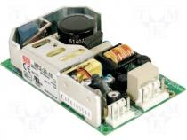 MPS-30-15 - Pwr sup.unit pulse, 30W, 120÷370VDC, 88÷264VAC, Outputs 2, 15VDC