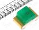 Led Smd - LED, SMD, 0805, green, 3-12mcd, 120°, 2x1.25mm