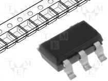 LP2980IM5-ADJ/N - Voltage stabiliser, LDO, adjustable, 1.2÷15V, SOT23-5, SMD