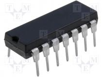 Regulator IC - Voltage stabiliser, adjustable, 2÷37V, 0.15A, DIP14, THT