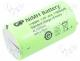 ACCU-D/11000-GP - Rechargeable battery Ni-MH, D, 1.2V, 11000mAh