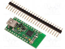 --- - Controller, wireless, programmable, CC2511F32, 2.7÷6.5VDC, PWM 7