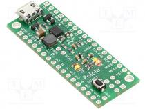 A-star, ATMEGA32U4, 5÷36VDC, PWM 7, No.of in./out 26, Anal.in 12