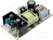 Τροφοδοτικό Open Frame - Pwr sup.unit  switched-mode, 36W, 127÷370VDC, 90÷264VAC, 15VDC