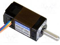 POLOLU-2294 - Motor  stepper, stepper, 6.3VDC, dbl.sided shaft  no, max.6.4mNm