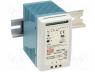 Pwr sup.unit  switched-mode, buffer, 96.6W, 13.8VDC, 13.8VDC, 4.5A
