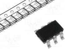 Driver IC - Capacitive sensor, capacitive sensor, SOT23-6, Out  logic