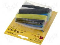 RTERM-SET3 - Heat shrink sleeve, hobby set large 30pcs.