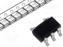 MAX823SEUK+ - Supervisor Integrated Circuit, active-low, 1÷5.5VDC, SOT23-5