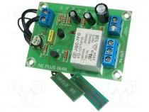 Ηλεκτρονικό Κίτ - Circuit  do-it-yourself kit, humidity sensor, 12VDC