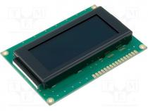 Display  LCD, alphanumeric, FSTN Negative, 16x4, LED, 87x60x13.6mm
