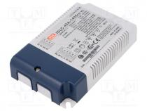 IDPC-45-350 - Pwr sup.unit  switched-mode, LED, 33.25W, 57÷95VDC, 350mA, 140g