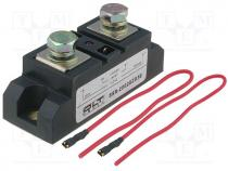 SSR-20028ZD3B - Relay  solid state, Ucntrl 3÷32VDC, 200A, 24÷280VAC, Series  SSR-Z