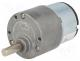 SF-ROB-12348 - Motor  DC, with gearbox, 3÷12VDC, 3000 1, 0.5rpm, max.21.15Nm, 95mA