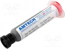 Πάστα Κόλλησης - Solder, Sn62Pb36Ag2, paste, syringe, 35g, Flux  No Clean, 13%