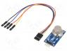WSH-9528 - Sensor  gas, IC  MQ-135, Interface  analog, 2.5÷5V