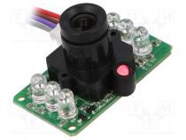 SF-SEN-11610 - Sensor  camera, 3.3÷5VDC, Interface  TTL, 80÷100mA