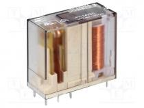 RP310024 - Relay  electromagnetic, SPDT, Ucoil 24VDC, 16A/250VAC, 16A/24VDC