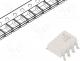 FOD3120SD - Optocoupler, SMD, Channels 1, Out  transistor, 5kV, Gull wing 8