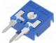 CA9H-10K - Potentiometer  mounting, single turn, vertical, 10kΩ, 0.15W, ±20%