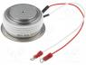 Hockey puk thyristor, 1.8kV, 550A, 200mA, Ifsm 9.1kA, TO200AC