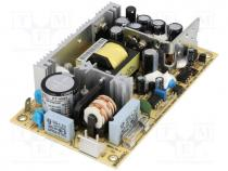 Power supply  switched-mode, 45.2W, 120÷370VDC, 90÷264VAC, 3.3VDC