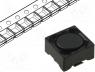 Inductor  wire, SMD, 820uH, 200mA, 5.2Ω, 7.3x7.3x4.5mm, ±20%