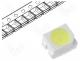 OSUB51B1S - LED, SMD, 3528,PLCC2, blue, 150mcd, 3.5x2.8x1.9mm, 120°, 2.8÷4V