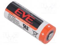 Μπαταρίες Λιθίου - Battery  lithium, 3V, 4/5A, CR8L, Ø17x45mm, 2300mAh