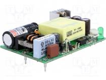 Power supply  switched-mode, 15W, 120÷370VDC, 85÷264VAC, 12VDC