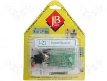 Ηλεκτρονικό Κίτ - Circuit do-it-yourself kit thermostat 12VDC