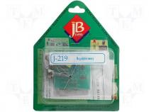 J-219 - Circuit do-it-yourself kit dimmer 200W 230VAC
