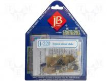 J-220 - Circuit do-it-yourself kit 230VAC